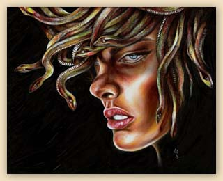 Medusa, Medusa art, Medusa painting, Medusa face, snake painting, myth art, sexy woman painting, stylish artwork, beautiful woman's face, Medusa fine art painting, fantasy artMedusa, Medusa art, Medusa painting, Medusa face, snake painting, myth art, sexy woman painting, stylish artwork, beautiful woman's face, Medusa fine art painting, fantasy art