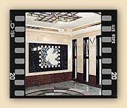 mosaic tile, tile art