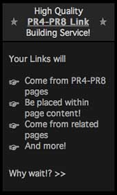 PR4-PR8 Links