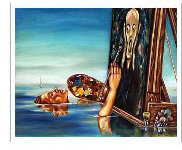 Still painting, Hiroko Sakai, 油絵 絵画販売
