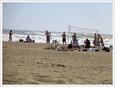 サンフランシスコ san francisco ocean beach, ビーチ, 夏 summer, america, カリフォルニア california